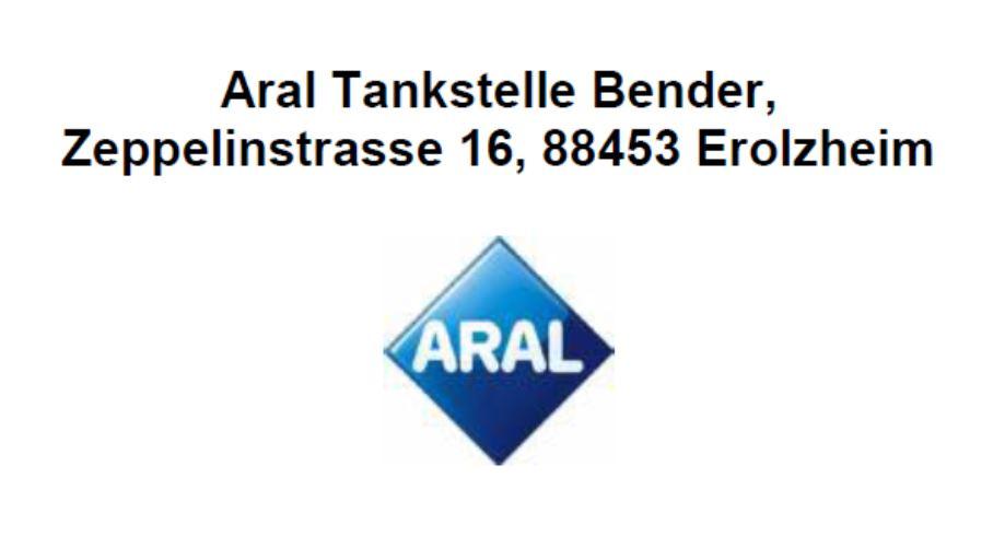 Aral Bender Erolzheim