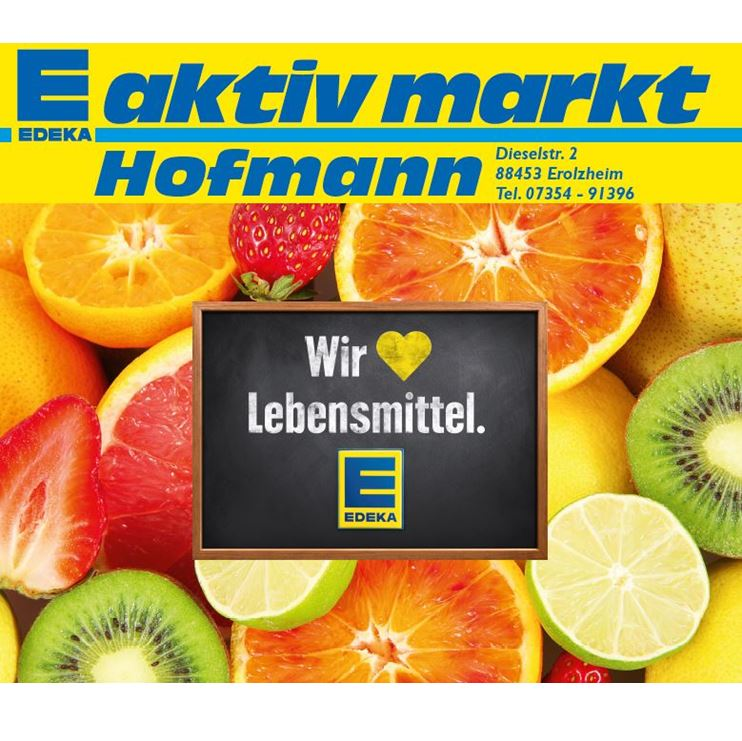 Edeka Hofmann Erolzheim