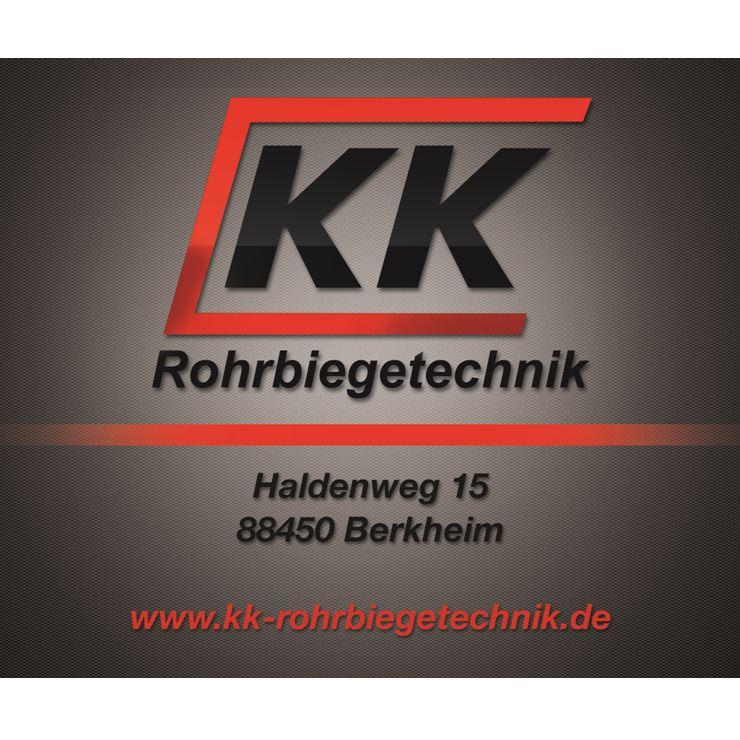 KK-Rohrbiegetechnik