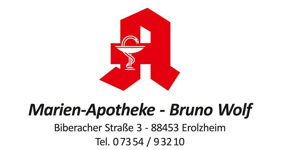 Marien-Apotheke Bruno Wolf Erolzheim