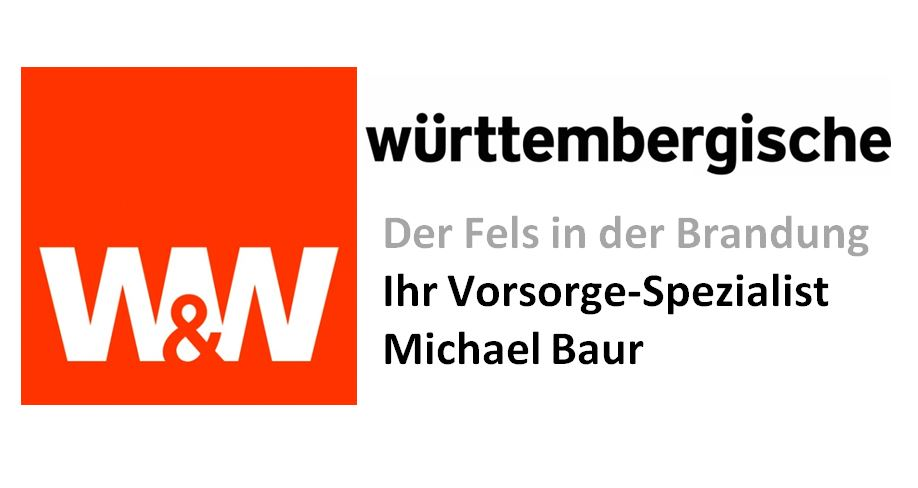 Michael Baur Erolzheim Der Vorsorge-Spezialist W&W Württembergische Wüstenrot