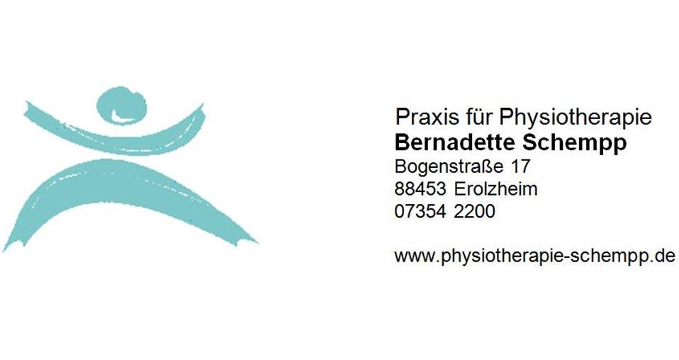 Schempp Physiotherapie Erolzheim