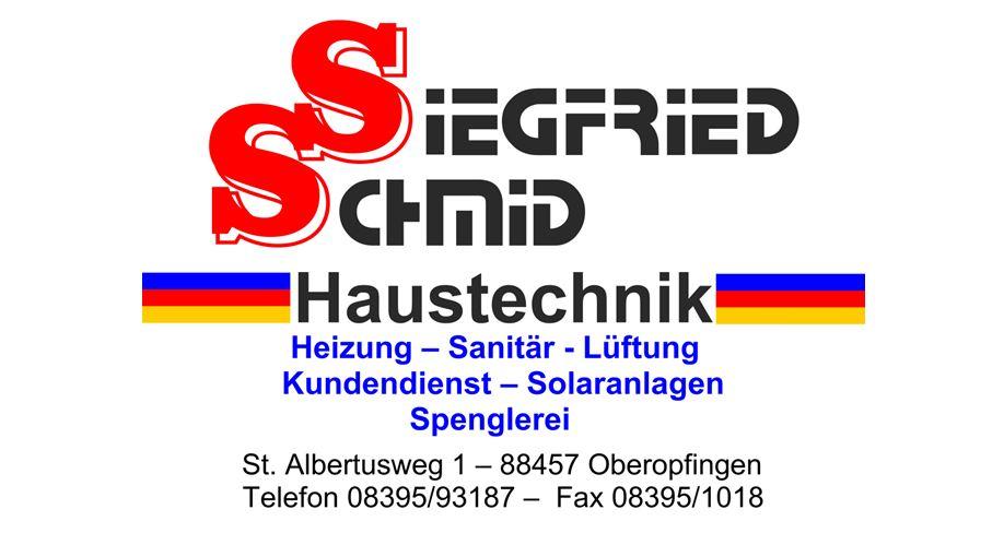 Schmid Haustechnik