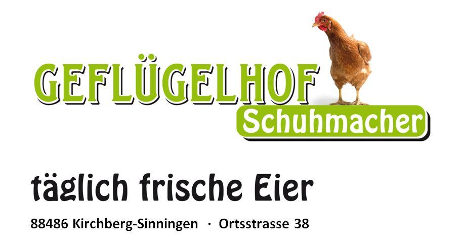 Schuhmacher Geflügelhof Kirchberg Sinningen